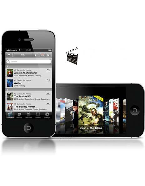 Exemple iIPhone