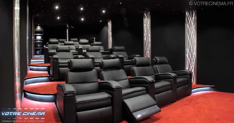 Installation home cinéma privé Abidjan Côte d'Ivoire