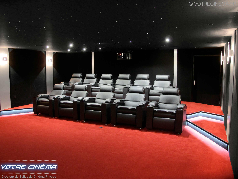 Salle home cinéma brazzaville congo