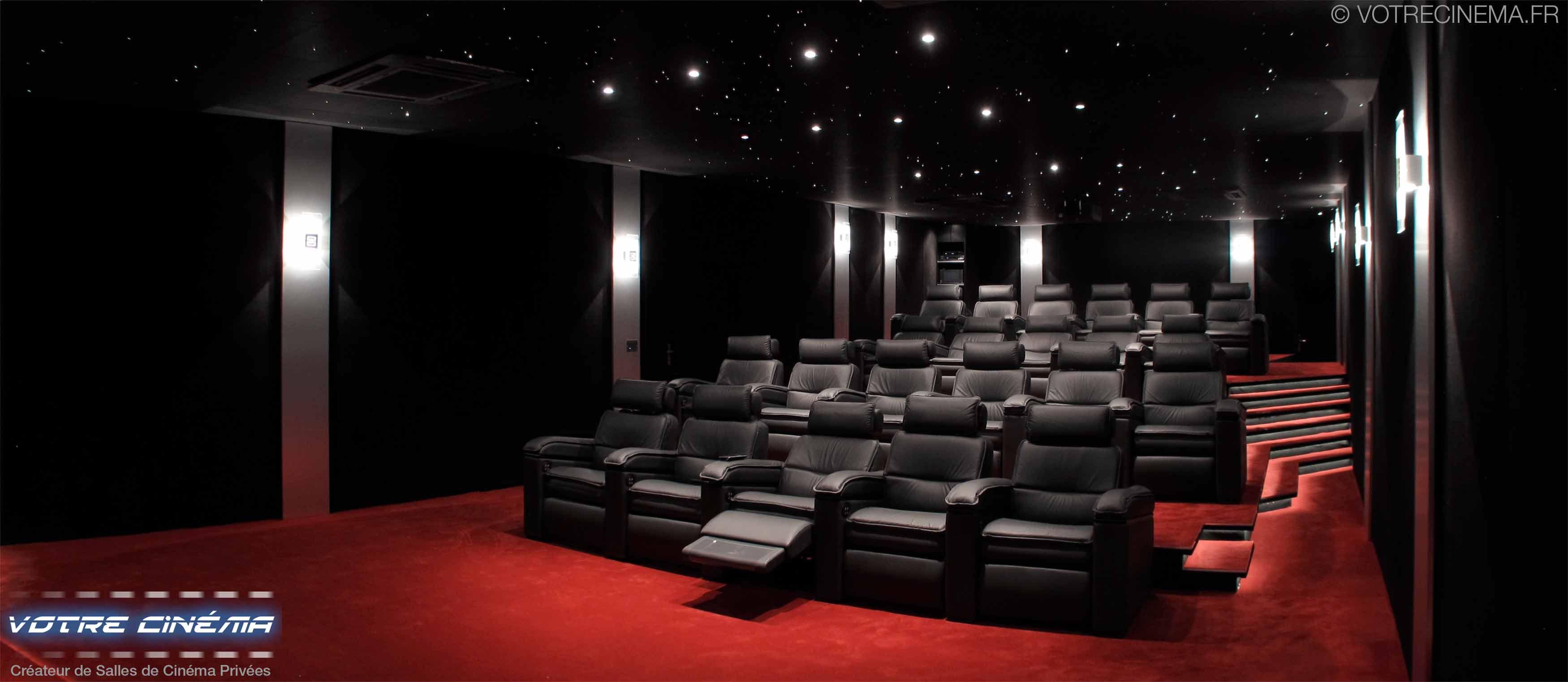 Salle home cinéma Burkina Faso
