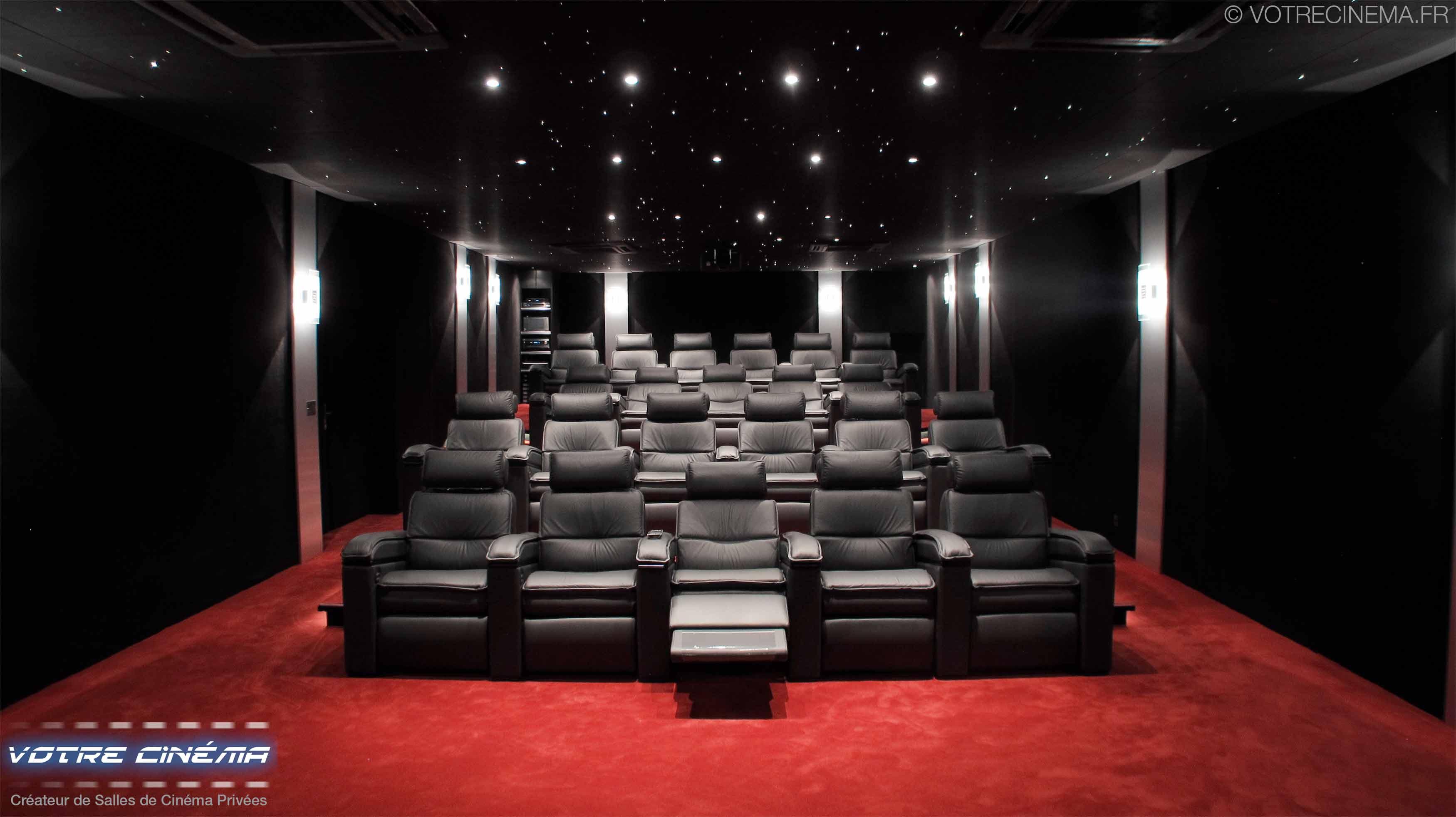Salle cinéma privée Burkina Faso