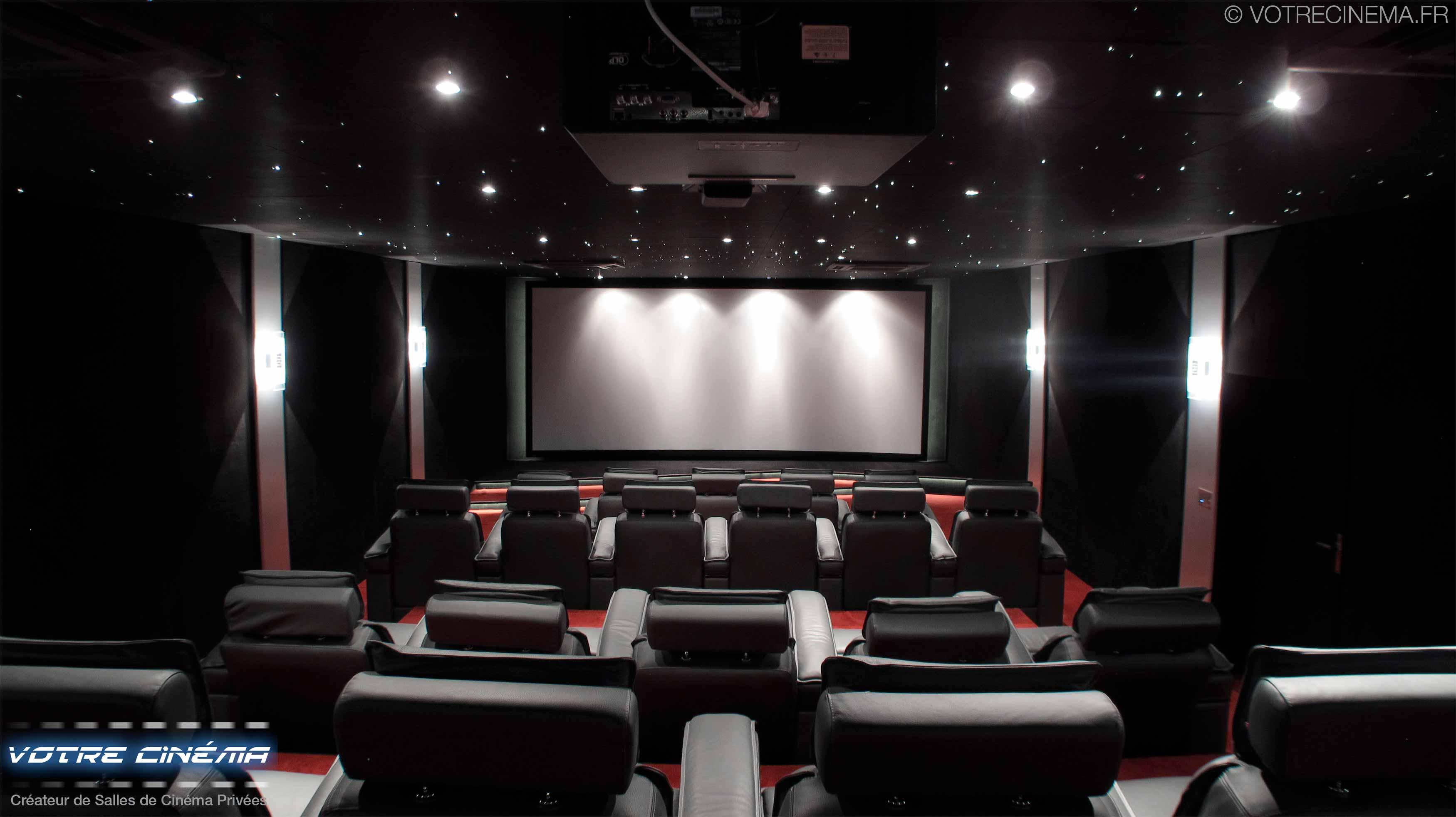 salle cinema chez soi Burkina Faso