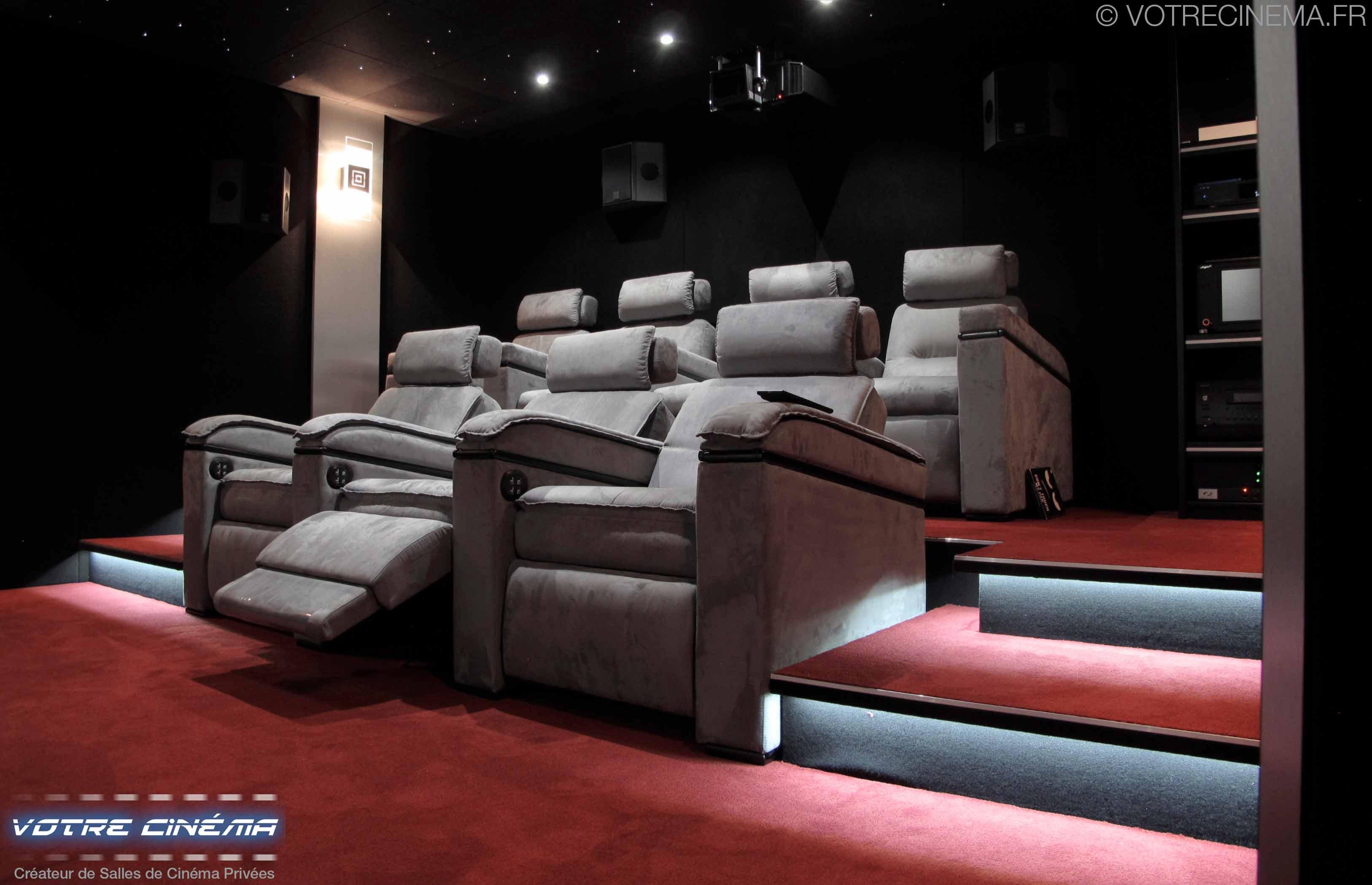réalisation salle cinéma privée marseille