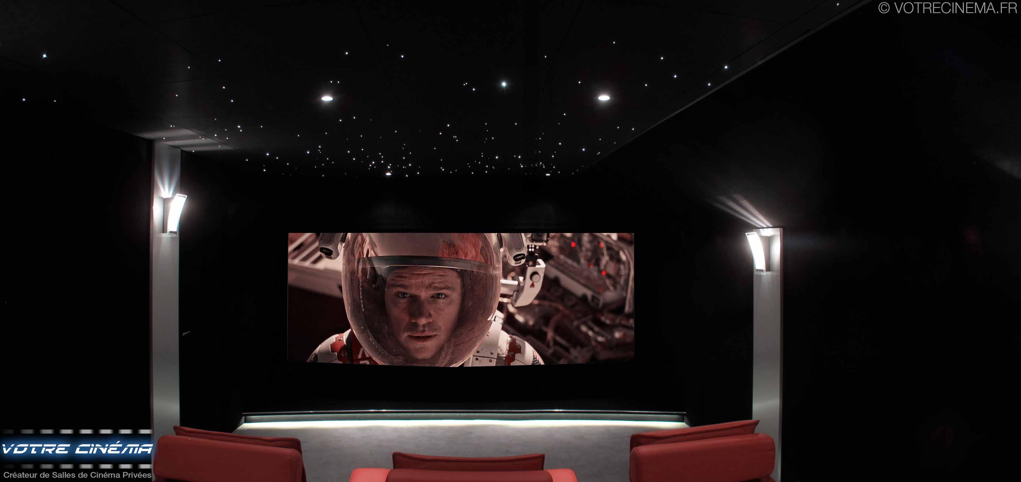 Salle home cinéma Paris 77