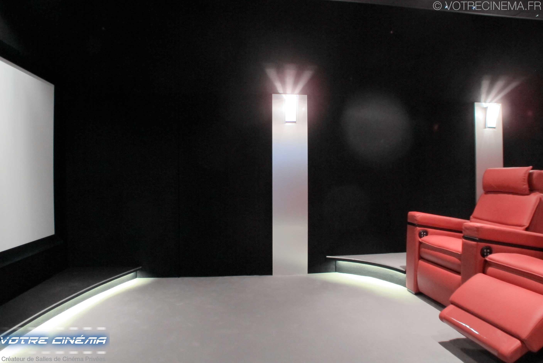 home cinéma privé Paris
