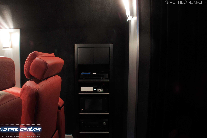 Serveur vidéo home cinema Paris