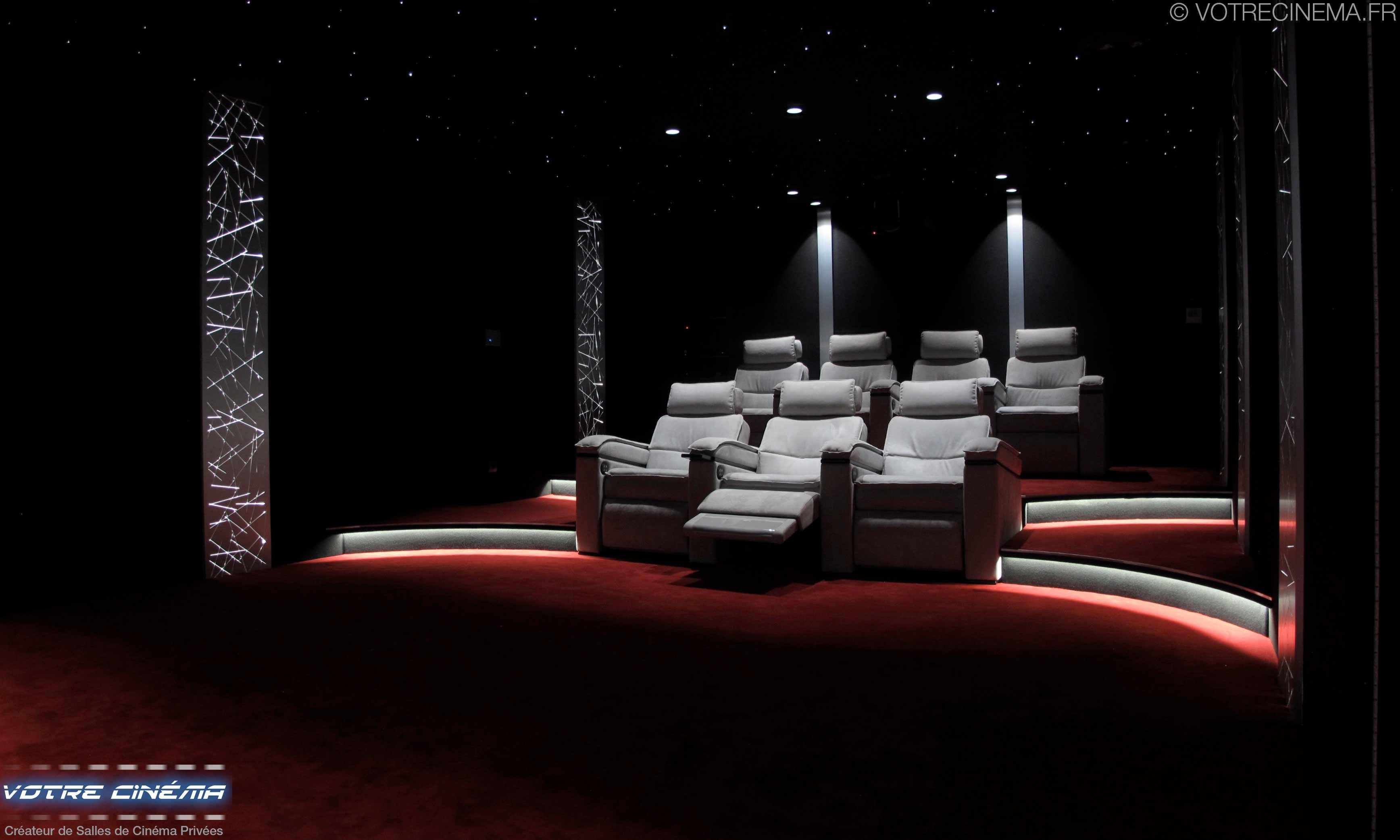 Salle home cinéma montpellier 34