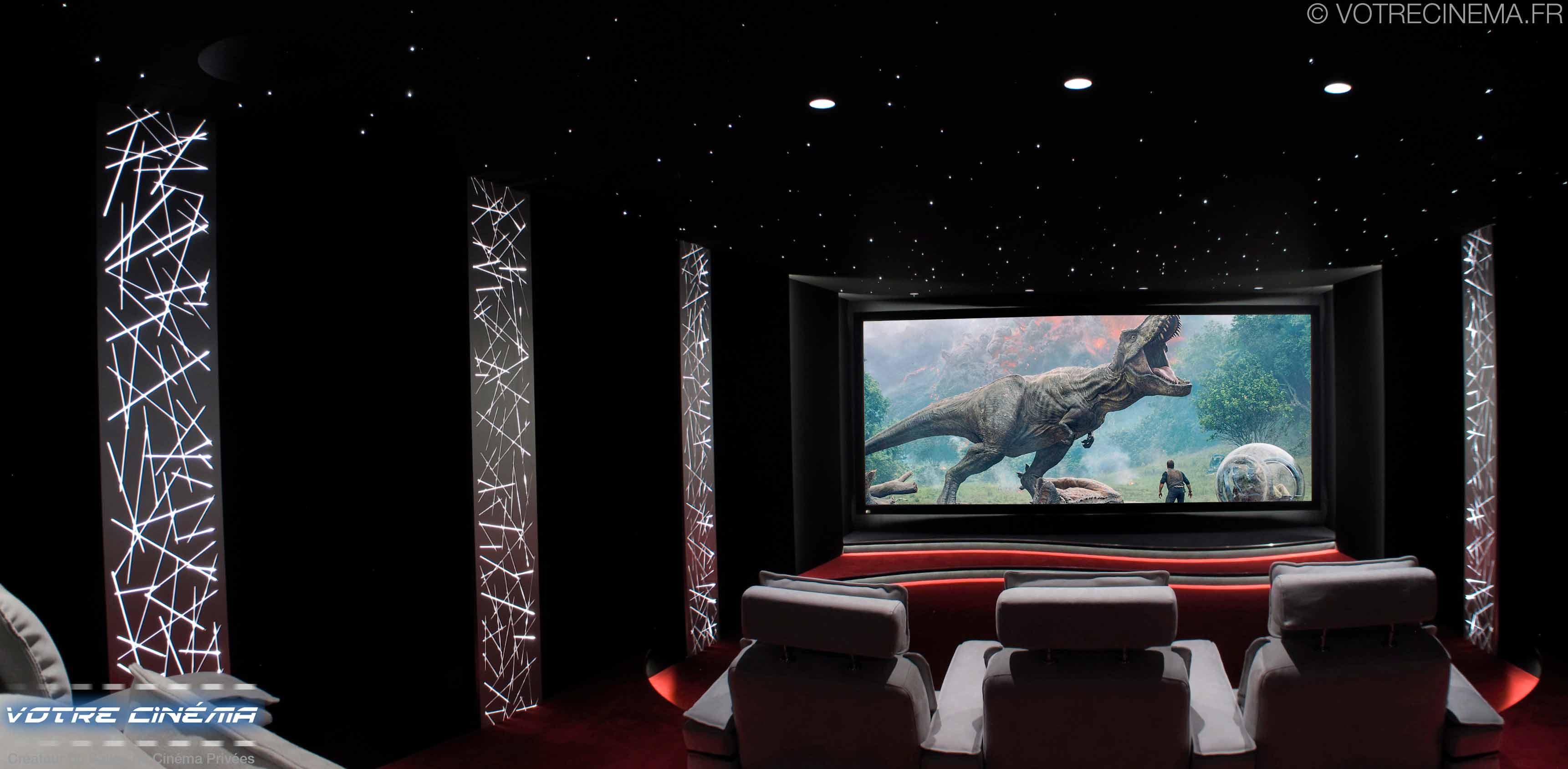 salle de cinema privee Montpellier 34