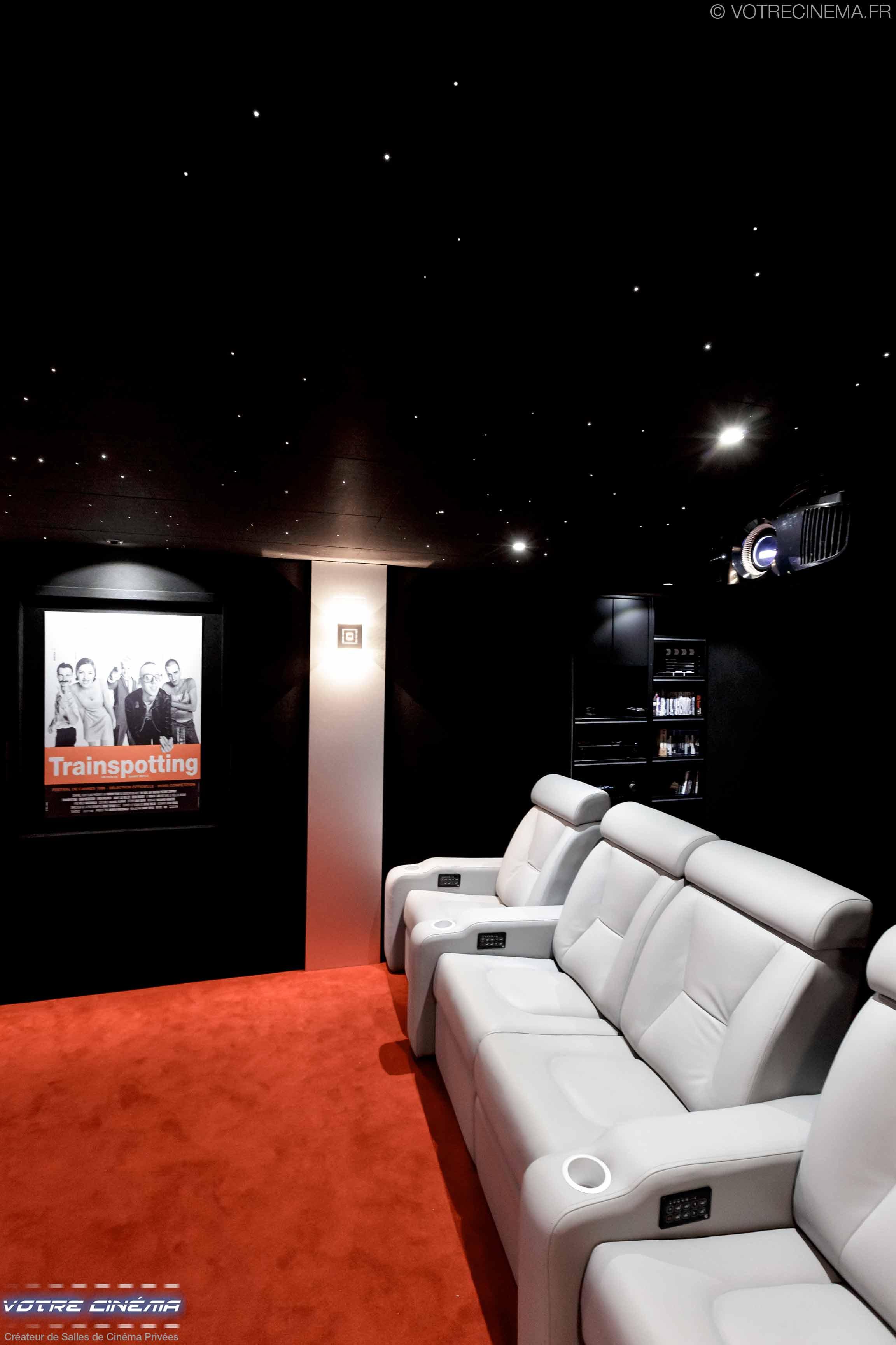 Salle home cinéma Mulhouse