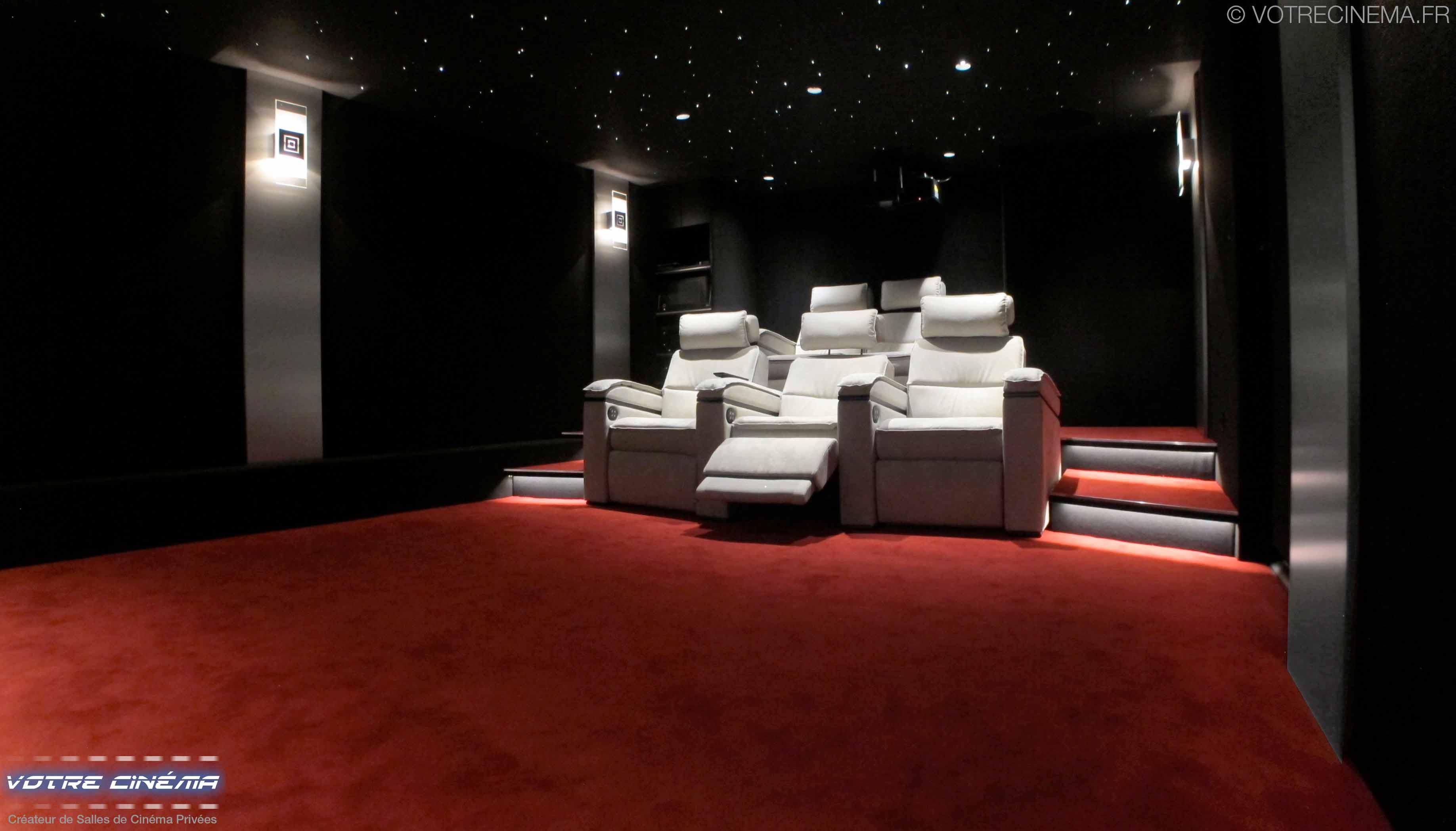 salle cinema maison Paris