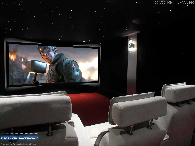 Salle cinéma privée Paris