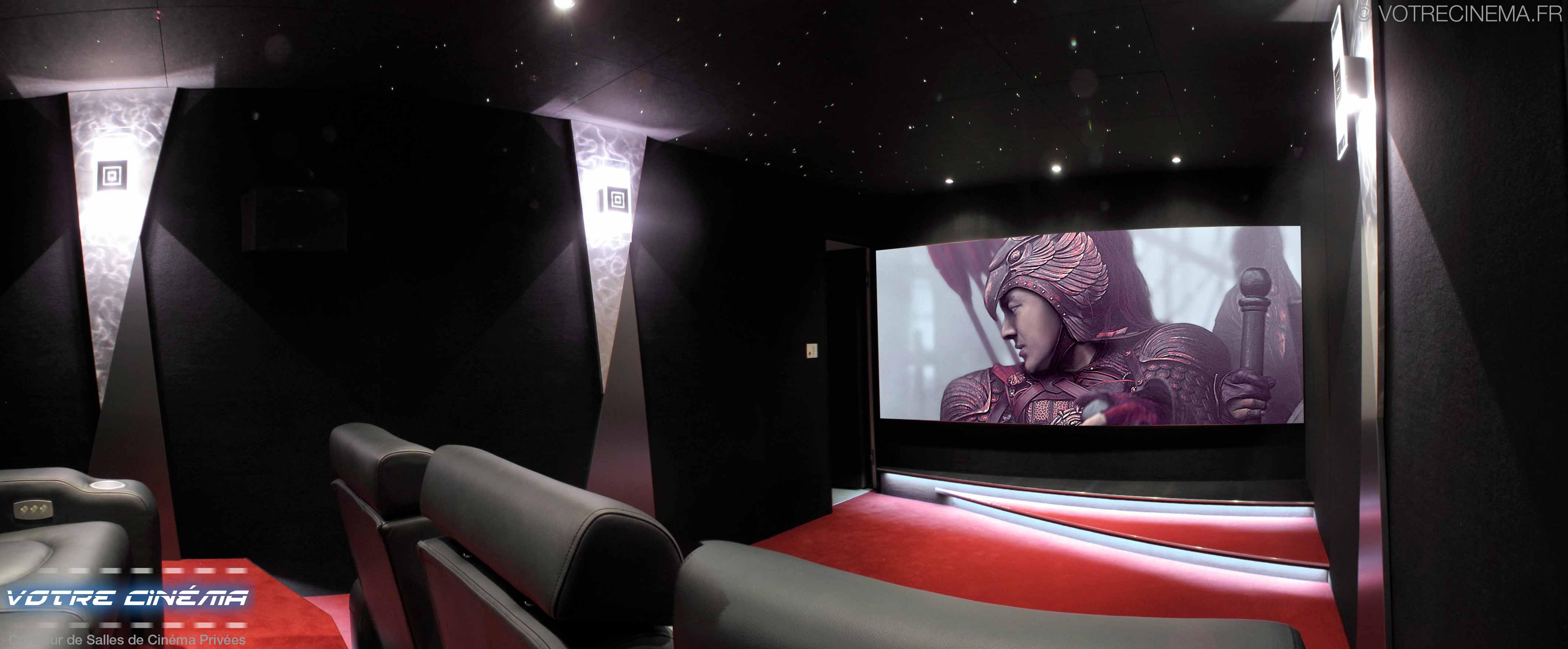 Salle home cinéma Saint Etienne 42