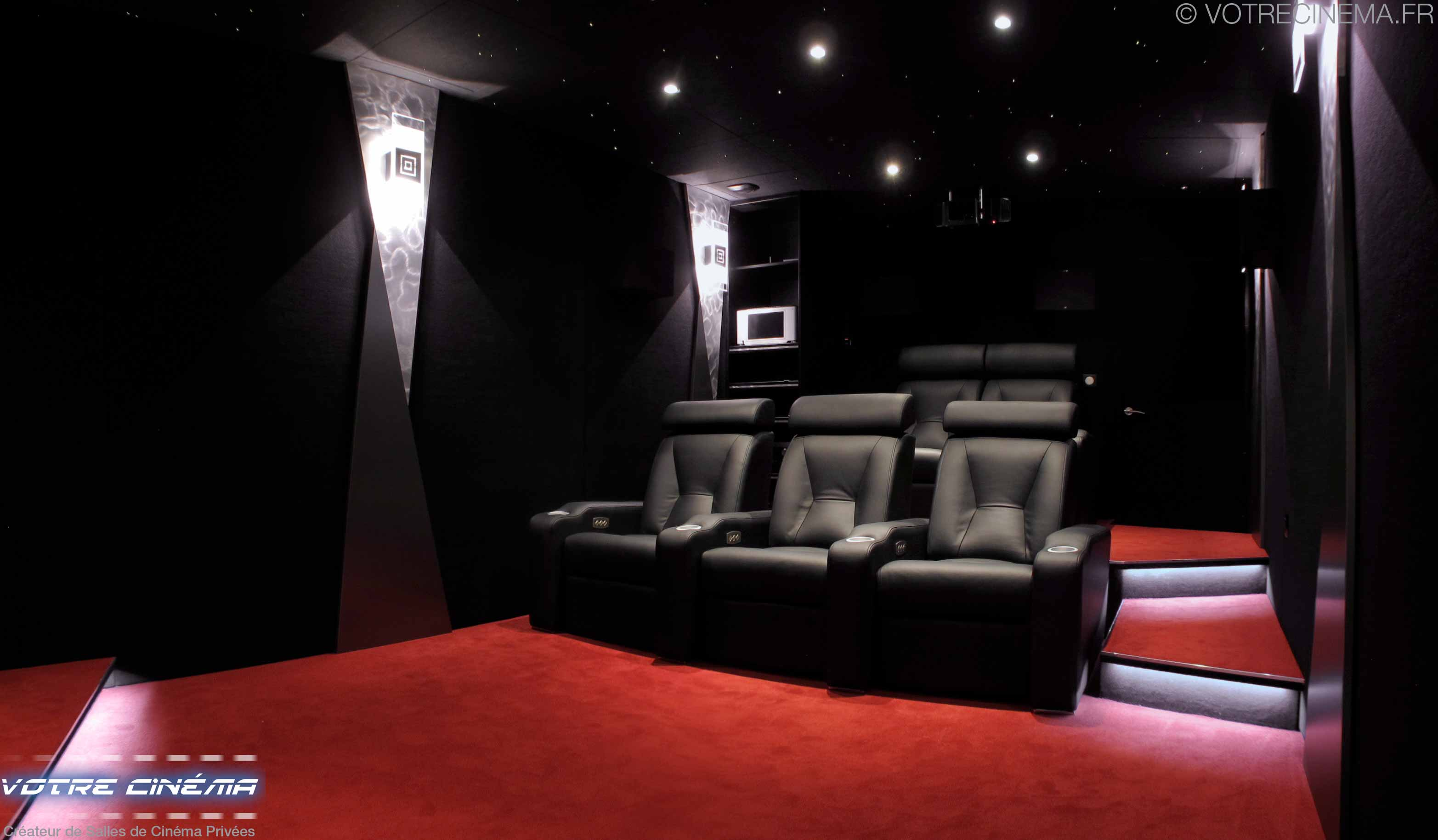 salle cinema maison Saint Etienne