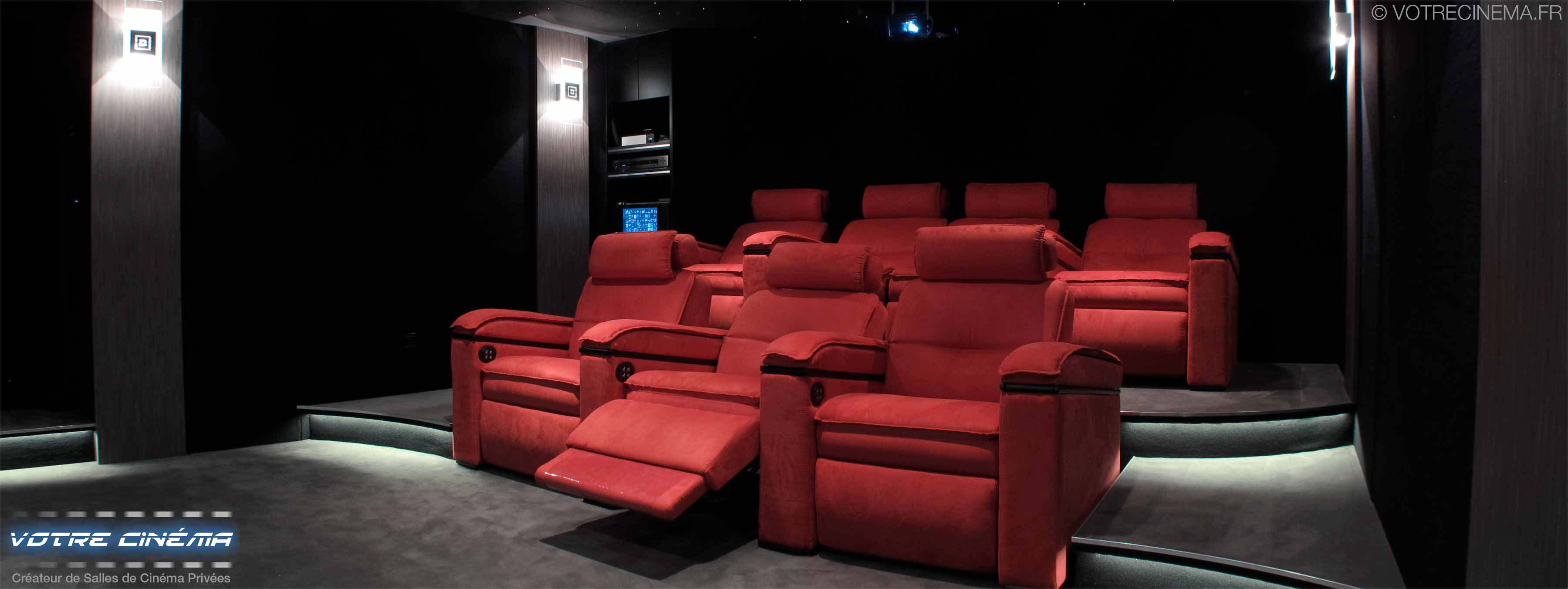 Installation home cinéma privé Salon de Provence