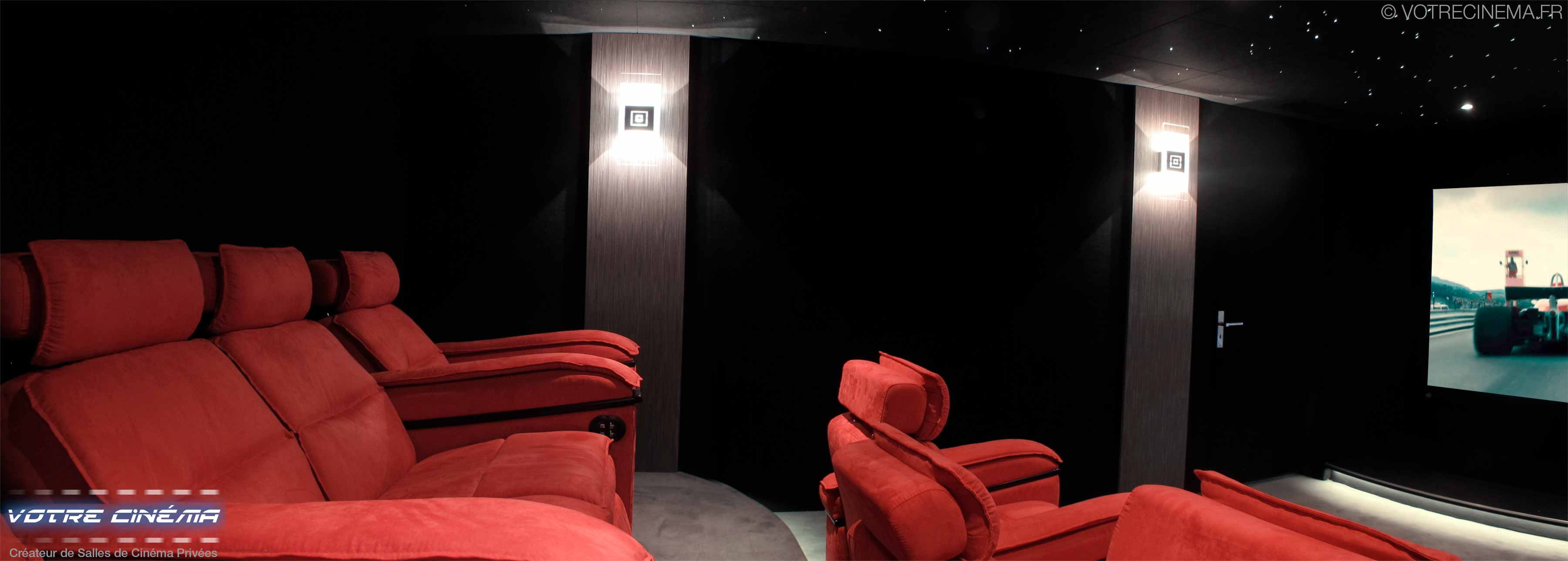 home cinéma privé salon de provence