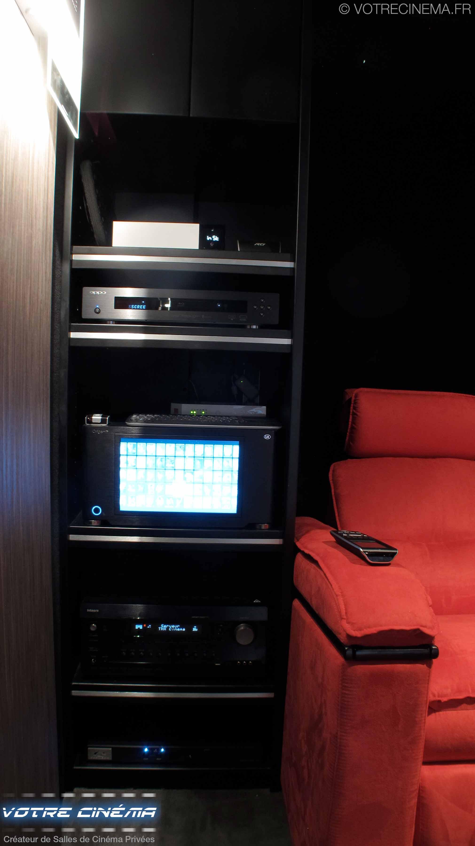 Serveur vidéo home cinema salon de provence