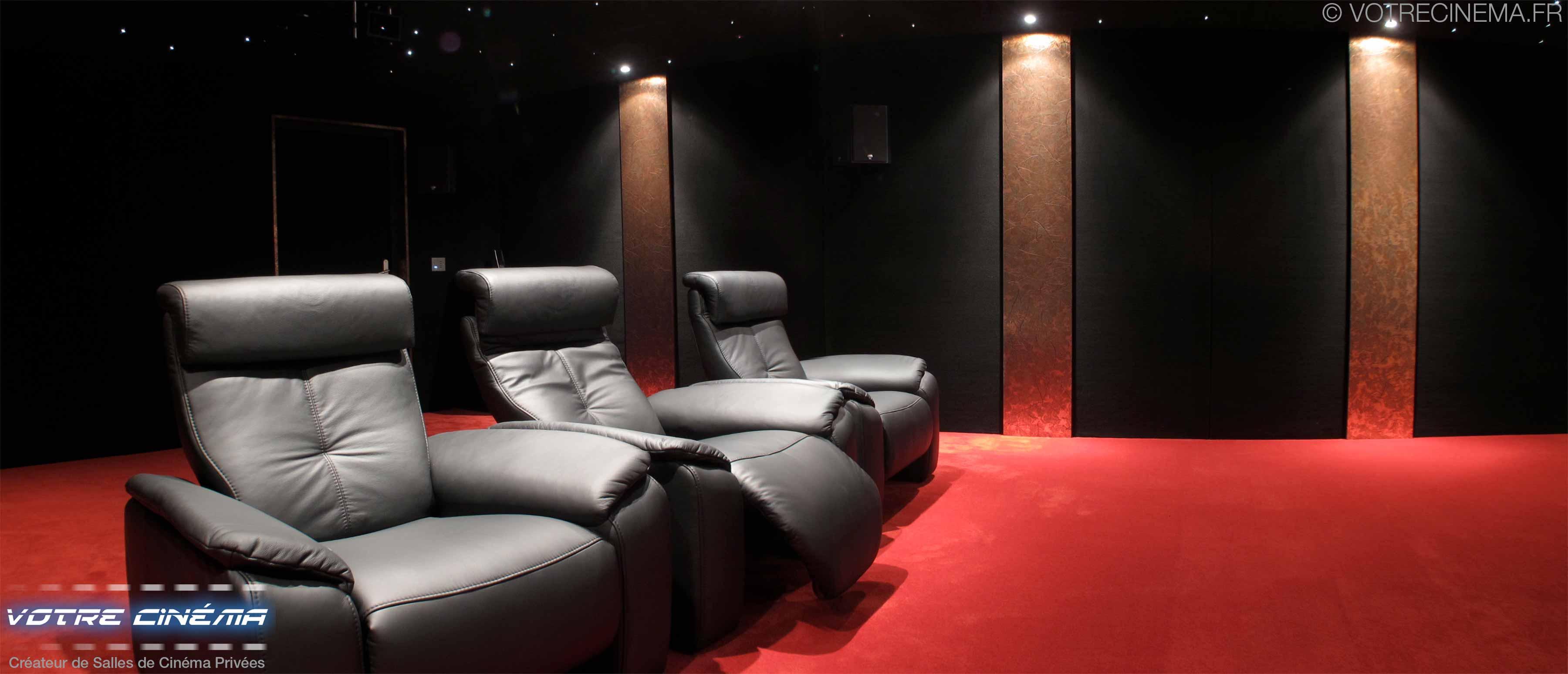 Installation home cinéma privé Toulouse