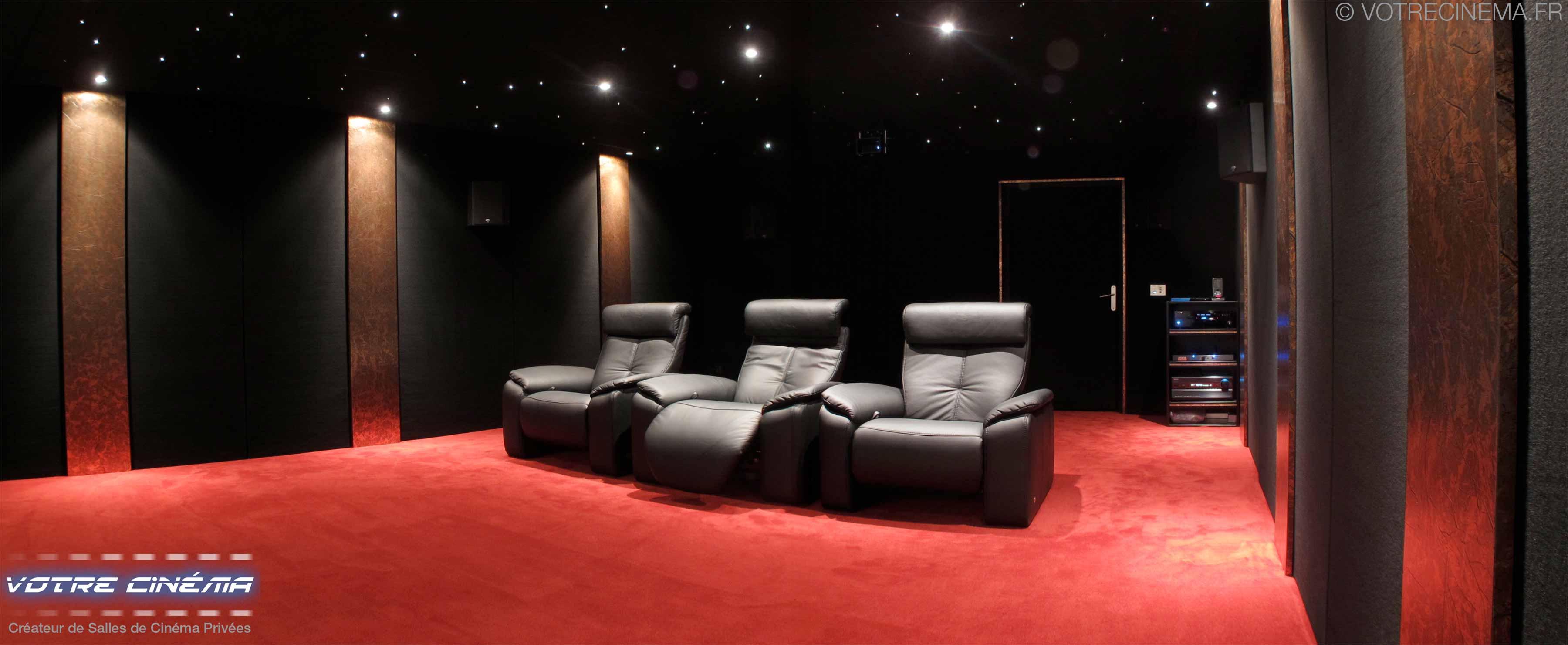 Aménagement salle home cinéma Toulouse 31