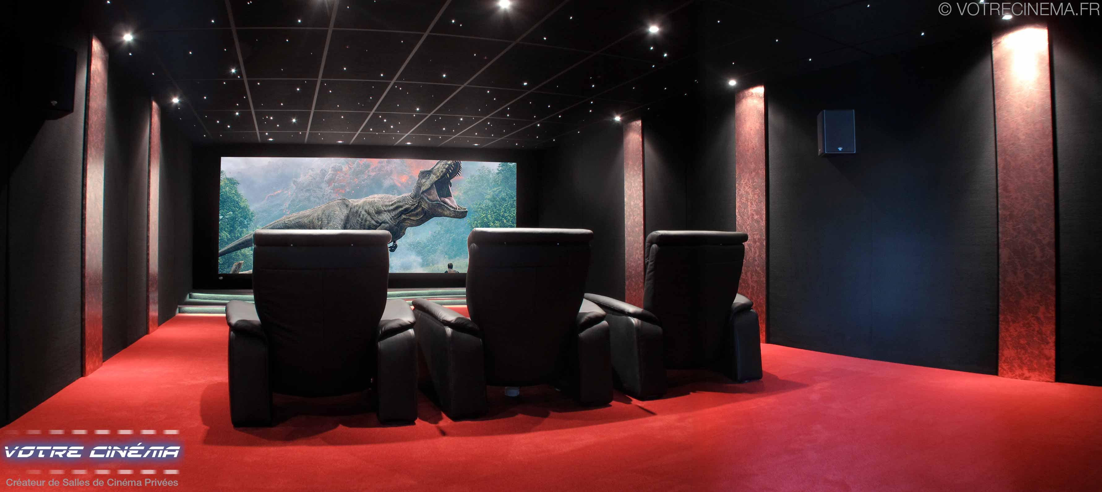 Salle de cinéma privée Toulouse 31