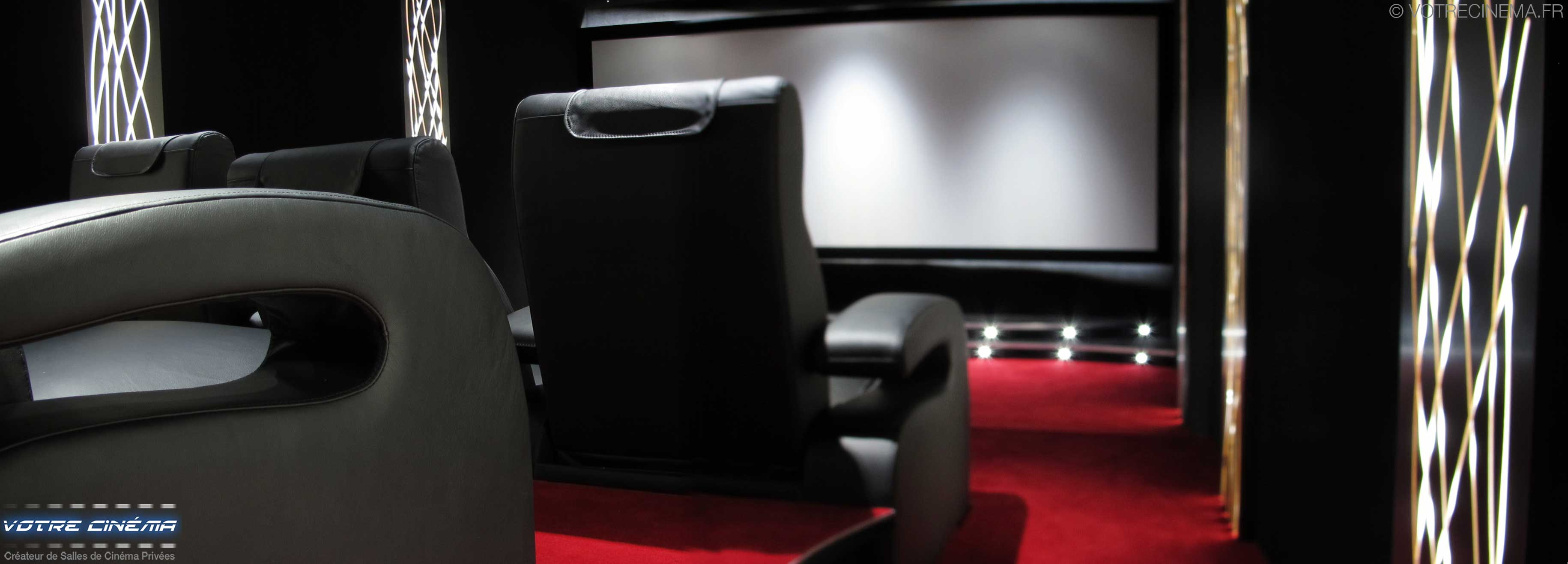Home cinéma privé Valence