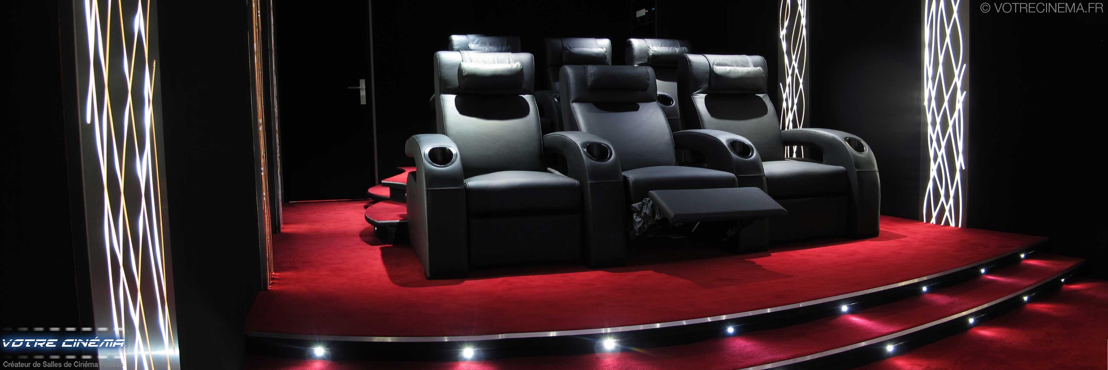 Salle cinéma privée Valence